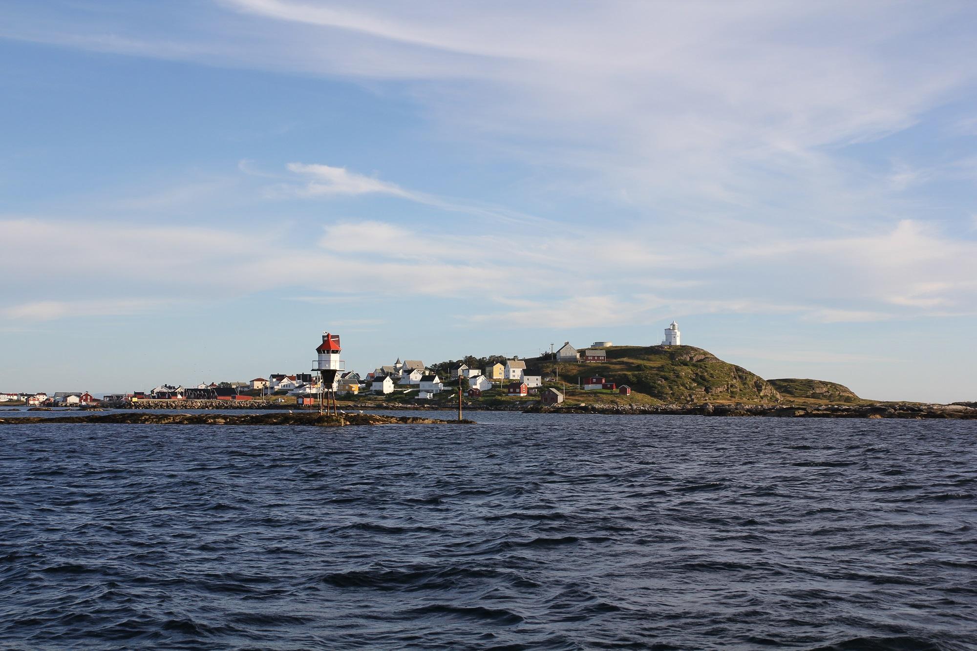 Das Revier um die Insel Sula verspricht viele Hotspots beim Angeln in Norwegen