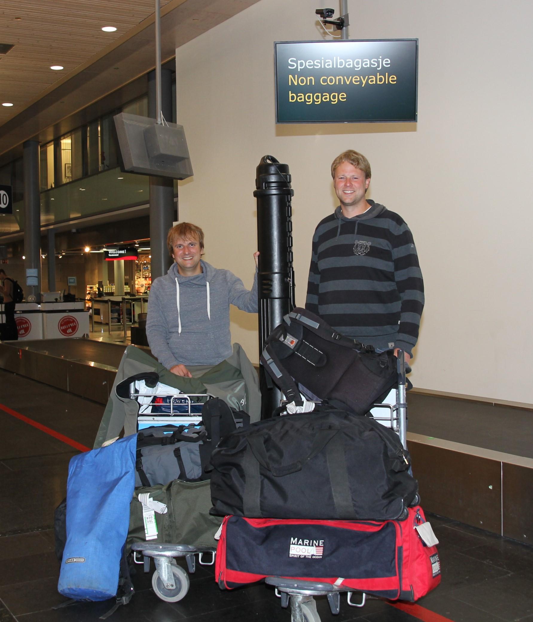 Auch wenn die Flughäfen in Norwegen noch auf sind, können Touristen vorerst nicht einreisen