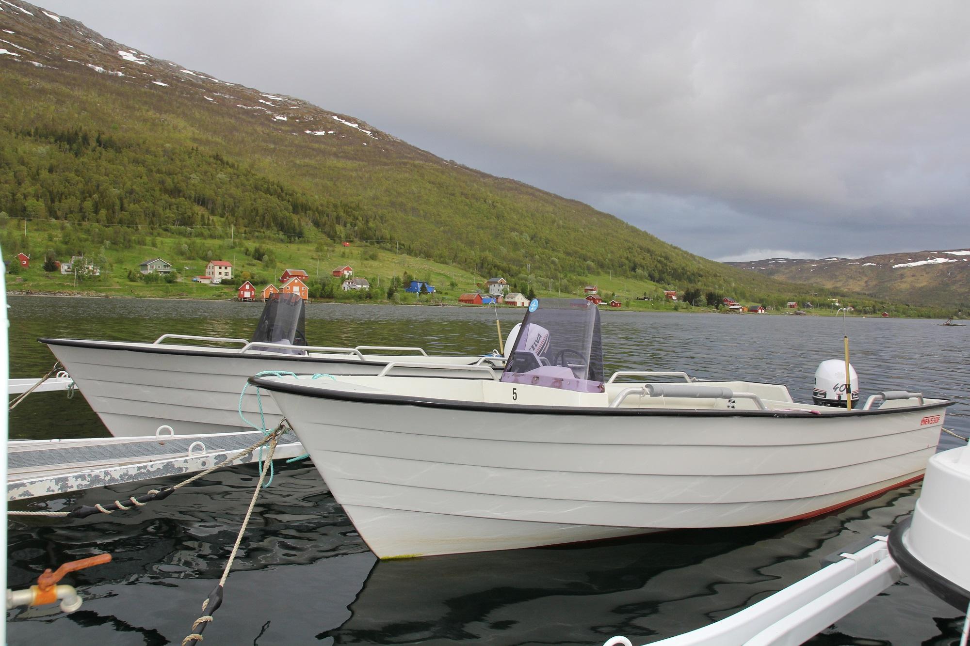 Leere Boote durch Corona-Pandemie in Norwegen: doch wie lange noch?