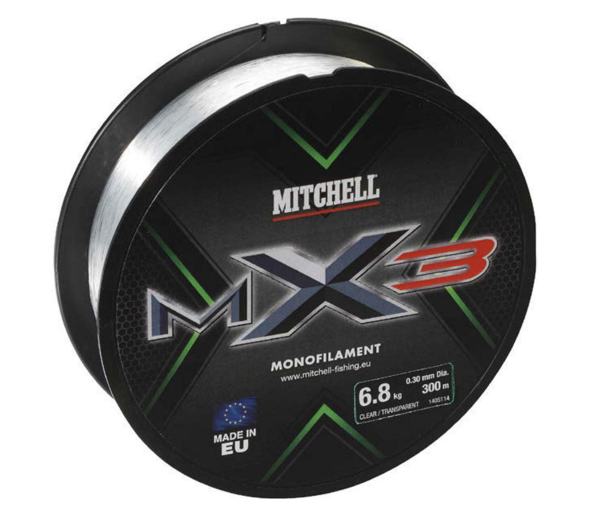 Wer eine preiswerte Schnur zum Angeln auf Forelle sucht, der sollte sich mal die Mitchell MX3 genauer anschauen