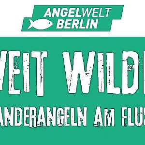 "AngelWelt Berlin 2018: Veit Wilde ""Zandernangeln am Fluss"" 