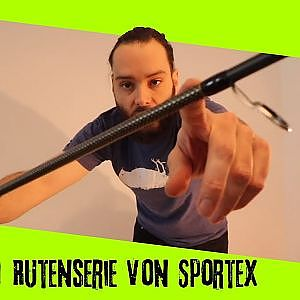 Unboxing: Goodspeed Rutenserie von Sportex | Spinnruten | Anglerboard TV - YouTube