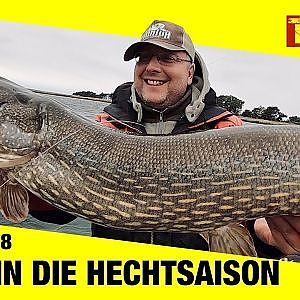 TBA TV: Team Boddenangeln #8 Start in die Hechtsaison! | Anglerboard TV - YouTube